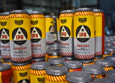 Big Boss Brewing Co. Debuts First Canned IPA