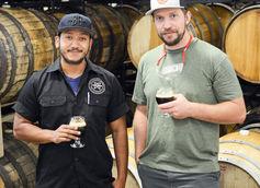 Breckenridge Brewery Barrel Master Eddie Varela and Head Brewer Carl Heinz Talk Brewery Lane Series: Barrel Aged Imperial Cherry Stout
