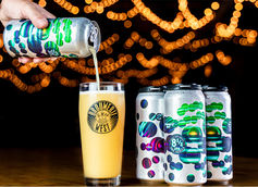 Brouwerij West Debuts One-of-a-Kind Beer Can Labels