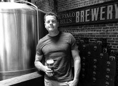 Geoff Harries, CEO at Buffalo Bill's Brewery.