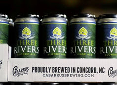 Cabarrus Brewing Co. Debuts Blonde Ale to Benefit Three Rivers Land Trust
