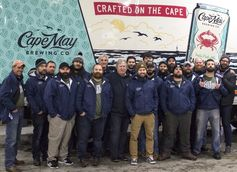 Cape May Brewing Co.'s Distributorship, Cape Beverage, Now Open