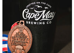 Cape May Brewing Company Wins Bronze at Great American Beer Festival