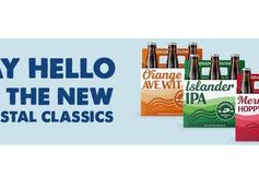 Coronado Refreshes Coastal Classics Core Beer Branding