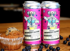 Evil Genius Beer Co. Debuts Blueberry Muffin Beer