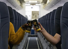 Fulton Brewing Announces Lonely Blonde to be Served on Sun Country Flights