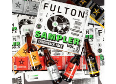 Fulton Brewing Announces Throwback Sampler Pack