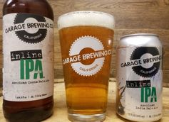 Garage Brewing Co. Announces Inline IPA Now Available at Dodger Stadium