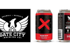 Gate City Brewing Co. Unveils Freedom Fighter IPA, Proceeds Benefit Human Trafficking Awareness