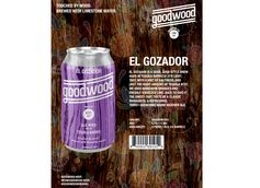 Goodwood Brewing Co. Releases El Gozador, Tequila Barrel Aged Gose