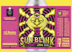 Heavy Seas Beer Releases Sun Blink Sour