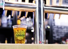 Jack's Abby Opens Taproom in Boston's TD Garden, Home of Boston Celtics and Bruins