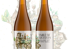 Monday Night Debuts Table of Contents Wine Barrel-Aged Table Beer