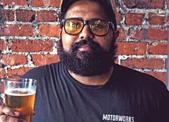 Motorworks Brewing Lead Brewer Jose Martinez Talks Pulp Friction