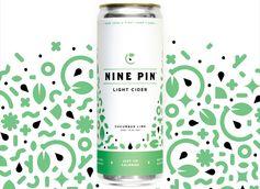 Nine Pin Ciderworks Debuts Cucumber Lime Cider