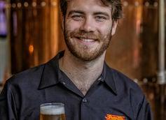 Peter B's Brewpub Head Brewer Justin Rivard Talks Stouts Without Borders