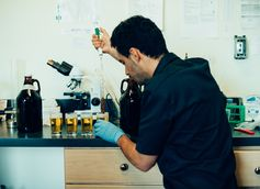 pFriem Family Brewers QC Laboratory Manager Max Kravitz Talks Golden Coffee Pale