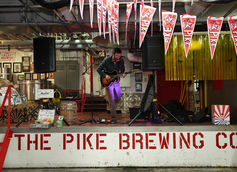 Pike Brewing Co. Launches Live Music Series for Summer