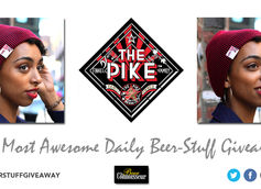 Pike Brewing Co. Knit Hat