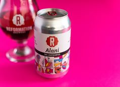Reformation Brewery's Alani the Lighthearted Returns as Spring Seasonal