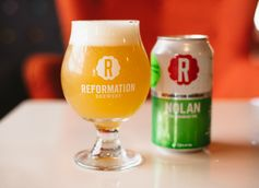Reformation Brewery Releases Nolan the Wanderer #004 Golden Cashmere IPA