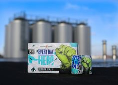 Revolution Brewing Unveils 15-Packs of EveryDay-Hero Session IPA