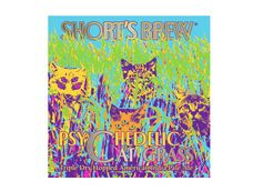 Short's Brewing Co. Announces Return of Psychedelic Cat Grass IPA