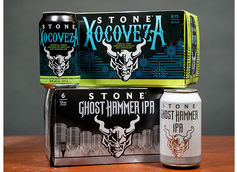 Stone Brewing's Xocoveza and Ghost Hammer IPA Return