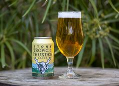 Stone Brewing Co. Announces Tropic of Thunder Lager As Newest Year-Round Beer