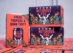 Stone Brewing Co. Unveils Notorious P.O.G. Berliner Weisse