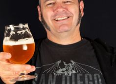Stone Brewing Senior Manager of Brewing & Innovation Steve Gonzalez Talks Tropic of Thunder Lager