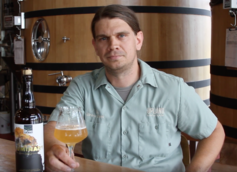 Upland Brewing Co. Lead Sour Brewer Eli Trinkle Talks Twain