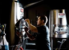 WestFax Brewing Co. Brewmaster Alexander Hayes Stansbury Talks Urban Lumberjack