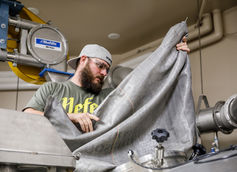 Widmer Brothers Brewing Co. Innovation Brewer Parker Penley Talks Hefe Berry Lime