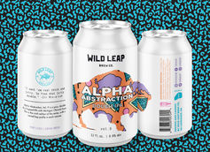 Wild Leap Announces the Release of Alpha Abstraction Vol. 9