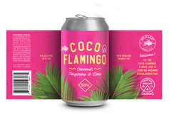 Wild Leap Brew Co. Debuts Coco Flamingo, a Collaboration Beer with TrimTab Brewing Co.