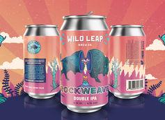 Wild Leap Brew Co. Debuts Rockweave Double IPA