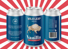 Wild Leap Brew Co. Releases Vanilla Ice Cream Stout