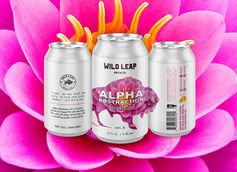 Wild Leap Brew Co. Unveils Alpha Abstraction Vol. 6 Double IPA