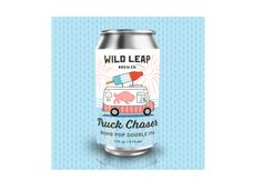 Wild Leap Brew Co. Unveils Truck Chaser Bomb Pop Double IPA