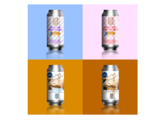 Wiley Roots Brewing Co. Announces 4 New Pastry Beers