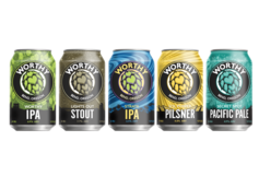 Worthy Brewing Rebrands with Redesigned Cans