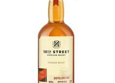 10th Street Distillery Launches Distiller's Cut Peated Single Malt