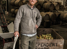 2 Towns Ciderhouse Head Cider Maker & Co-Owner Talks Pommeau