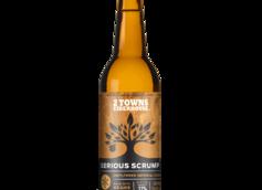 2 Towns Ciderhouse Unveils Serious Scrump Seasonal Cider