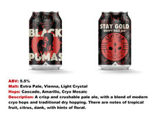 4th Tap Brewing Collaborates with Black Pumas on Stay Gold Hoppy Pale Ale
