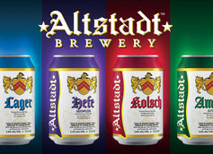 Altstadt Brewery Makes Core Lineup Available in Cans