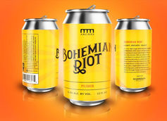 Arches Brewing Bohemian Riot Available for Curbside Pickup