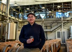 Area Two Experimental Brewing Master Brewer Phil Markowski Talks Area Two Kriek