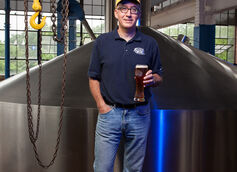 Area Two Experimental Brewing Master Brewer Phil Markowski Talks Black Raspberry Lambic